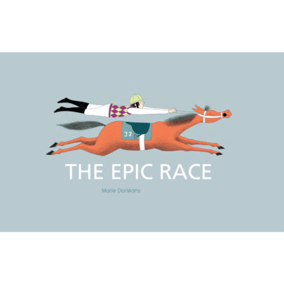 The Perfect Children's Picture Book for Spring Racing Season